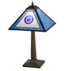 "22""H Personalized State Trooper Table Lamp"