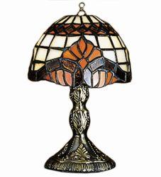 "5""H Baroque Micro Mini Lamp"