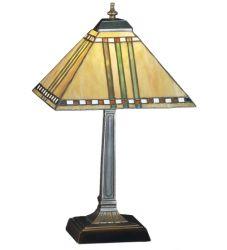 """16""""H Prairie Corn Accent Lamp"""