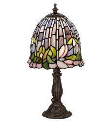 "15""H Flowering Lotus Accent Lamp"