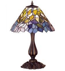 "21""H Wisteria Accent Lamp"