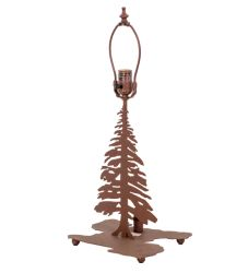 """14""""H Tall Pines Lighted Base Table Base"""