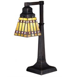 "20""H Prairie Corn Desk Lamp"
