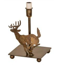 """10.5""""H Lone Deer Table Base"""