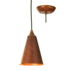 """5""""W Cone Mini Pendant"""