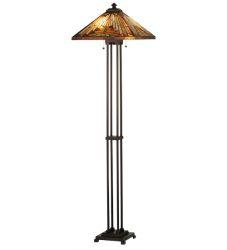 "63""H Nuevo Mission Floor Lamp"
