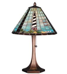 "21""H Cape Hatteras Lighthouse Table Lamp"
