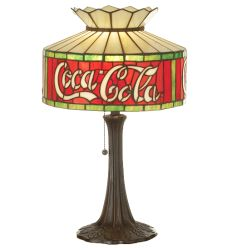 "20""H Coca-Cola Accent Lamp"