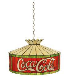 """24""""W Coca-Cola Pendant"""