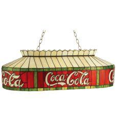 "40""L Coca-Cola Oblong Pendant"