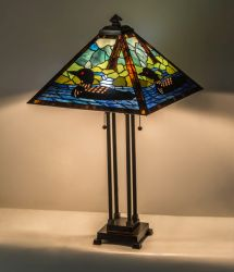 """30""""H Loon Table Lamp"""