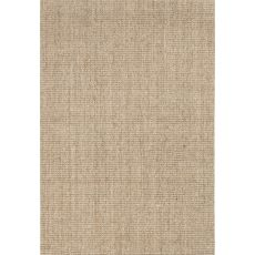 Naturals Solid Pattern Taupe/Tan Sisal Area Rug (9X12)