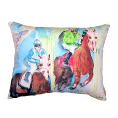 Starting Gate No Cord Pillow
