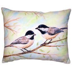 Dick'S Chickadees No Cord Pillow