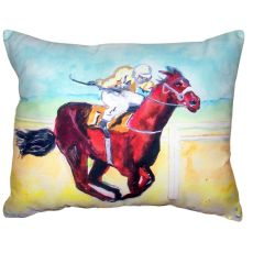 Airborne Horse No Cord Pillow