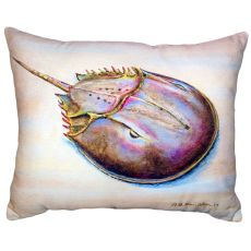 Horseshoe Crab No Cord Pillow
