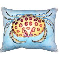 Calico Crab No Cord Pillow