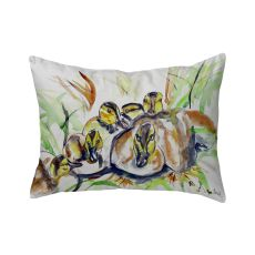 Ducklings No Cord Pillow 16X20