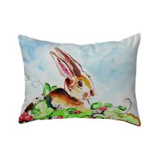 Jack Rabbit Right No Cord Pillow 16X20