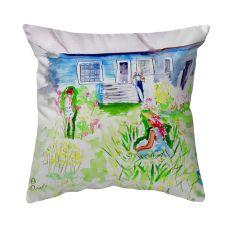 Front Yard Garden No Cord Pillow 18X18
