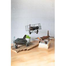 Metal Airplanes, Set of 3