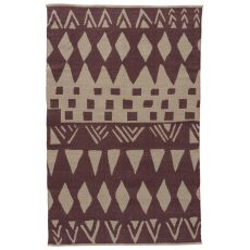Tribal Pattern Cotton National Geographic Home Collection Cotton Fw Area Rug