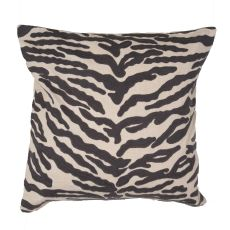 Animal Print Pattern Cotton National Geographic Home Collection Pillows Down Fill Pillow