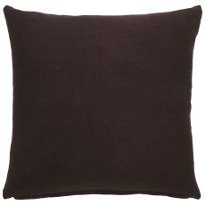 """Tribal Pattern Gray/White Cotton Down Fill Pillow ( 20""""X20"""")"""