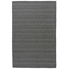 Geometric Pattern Polypropylene Nirvana Area Rug