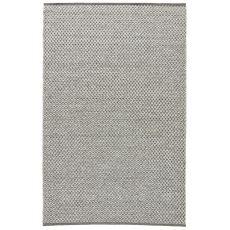 Indoor-Outdoor Geometric Pattern Gray/Neutral Polypropylene Area Rug ( 7.6X9.6)
