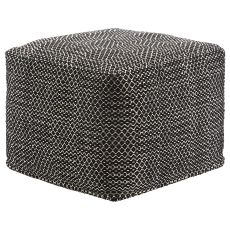 National Geographic Home Collection Poufs Cotton Pouf