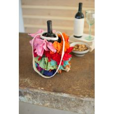 Shaggy Rag Wine Bag, Set of 6