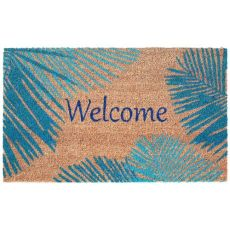 "Liora Manne Natura Palm Border Outdoor Mat  24""X36"""