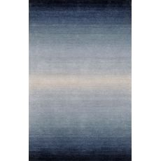 Liora Manne Ombre Horizon Indoor Rug - Blue, 9' By 12'