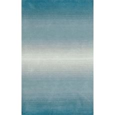 Liora Manne Ombre Horizon Indoor Rug - Blue, 5' By 8'