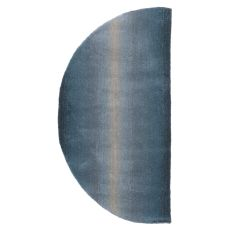 "Liora Manne Ombre Horizon Indoor Rug - Blue, 24"" By 48"" 1/2 Rd"