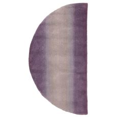 "Liora Manne Ombre Horizon Indoor Rug - Purple, 24"" By 48"" 1/2 Rd"