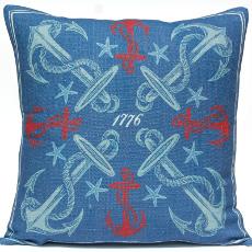 Anchor 2 Pillow - Americana