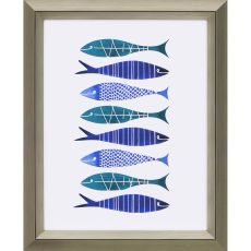 Catch of the Day Framed Art