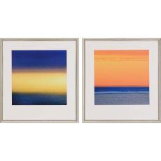 Atmosphere II Pk/2 Framed Art
