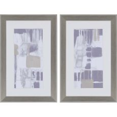 Quadrants I Pk/2 Framed Art