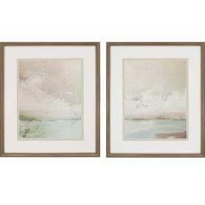 Eastern Shore Pk/2 Framed Art