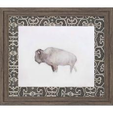 Buffalo II Framed Art
