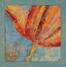Floral Dream I Framed Art