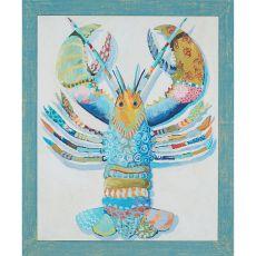 Rock Lobster Framed Art