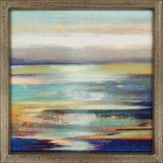 Evening Tide Framed Art