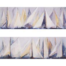 First Sail Pk/2 Canvas Oils