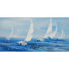 Come Sail Away Canvas Oils