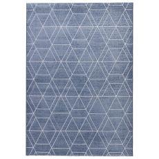 Geometric Pattern Polypropylene Paulina Area Rug
