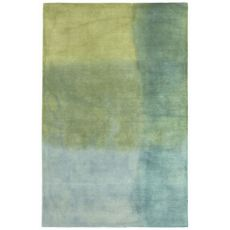 Watercolors Sea Breeze Rug 5' X 8'